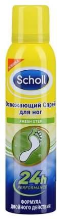 Спрей для ног Scholl Освежающий спрей Fresh Step