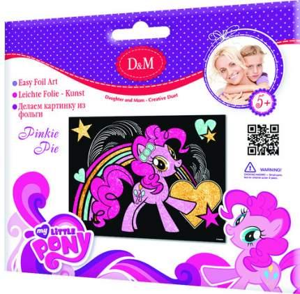 Картинка из фольги D&M My Little Pony, Пинки пай (57932)