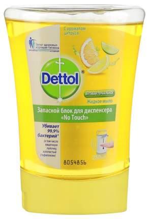 Жидкое мыло Dettol с ароматом цитруса (запасной блок) 250 мл