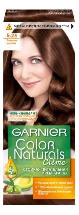 """Краска для волос Garnier Color Naturals """"Розовое дерево"""" C5622700, тон 5.23"""