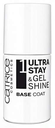 Базовое покрытие для ногтей CATRICE Ultra Stay & Gel Shine Base Coat 10 мл