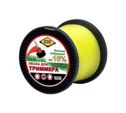 Леска для триммера DDE 241-925