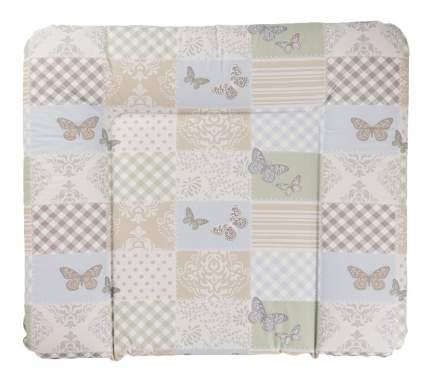 Накладка для пеленания Geuther кремовая с бабочками