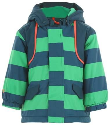 Куртка Trissom ColorKids 102793, размер 74-80 см, цвет зеленый