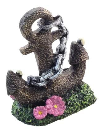 Грот для аквариума LAGUNA Якорь S 2302LD, 4,7х4х6,5см