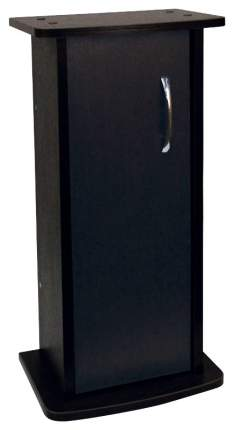 Тумба для аквариума Jebo 331Т, ЛДСП, черная, 140 x 71 x 23,5 см