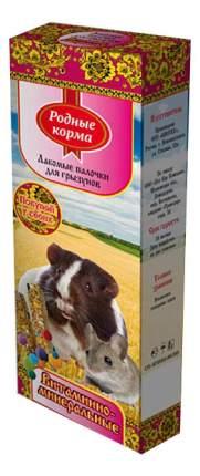 Лакомство для грызунов Родные Корма палочки витаминные, 2 шт, 170г
