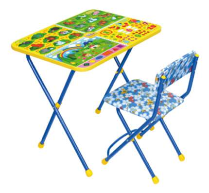 Комплект детской мебели Ника Хочу все знать