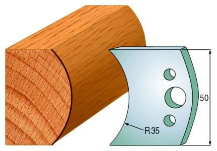 Комплект из 2-х ножей 50x4 SP CMT 690.548