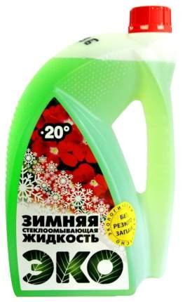 Жидкость стеклоомывателя зимняя ХимАвто -20°C 4л, 326-398