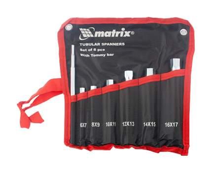 Набор торцевых ключей MATRIX 13719