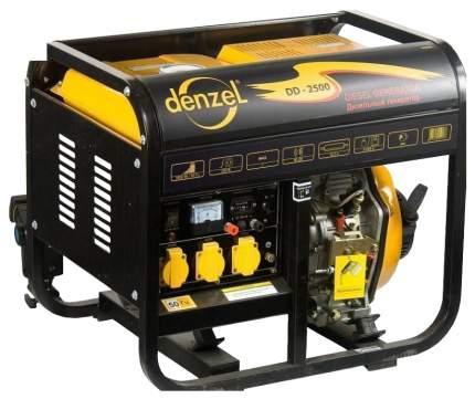 Дизельный генератор DENZEL DD2500 94666