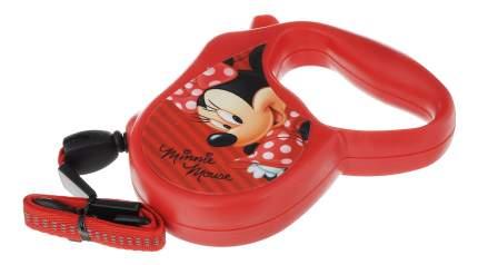 Поводок-рулетка Triol Disney Minnie M, 5м, до 20кг