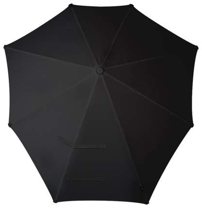 Зонт-трость полуавтомат Senz Original Pure Black