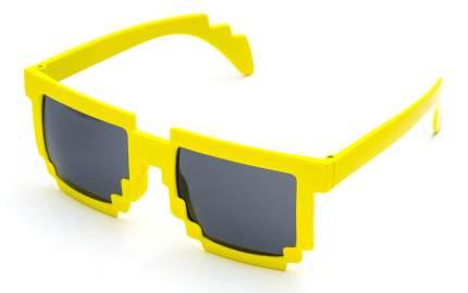 Очки солнцезащитные MaskBro Желтые