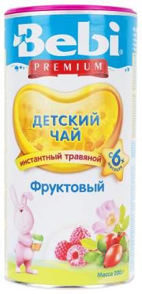 Чай Bebi Premium Фруктовый с 6 мес 200 г