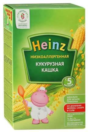 Безмолочная каша Heinz Кукурузная c 5 мес 200 г