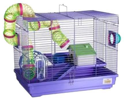 Клетка для крыс, мышей, хомяков KREDO 37х30х47см