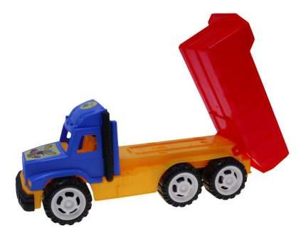 Машинка пластиковая Karolina Toys Профи самосвал средний