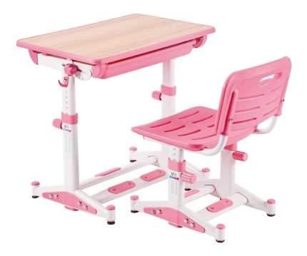 Парта детская LiTTLE KiNG LK-11 розовый