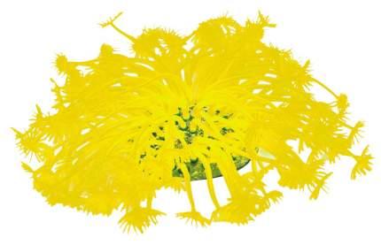 Искусственный коралл искусственный коралл желтый
