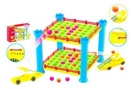 Семейная настольная игра DiHong Plastic Осада башни