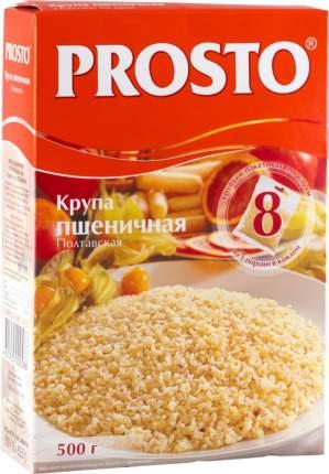 Крупа пшеничная Полтавская в пакетиках для варки 500 г