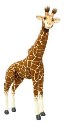 Мягкая игрушка Hansa Жираф Стоящий 70 см Разноцветный Синтепон 3304