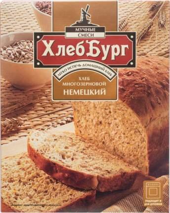 Смесь для выпечки мучная ХлебБург хлеб многозерновой немецкий 400 г