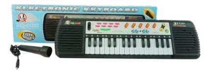 Детский синтезатор с микрофоном Shantou Gepai 1508M394