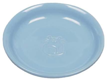Одинарная миска для кошек Nobby, керамика, голубой, 0.1 л
