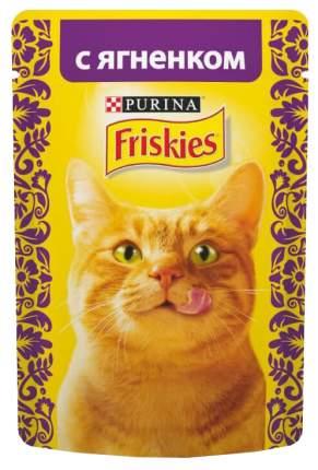 Влажный корм для кошек Friskies, ягненок, 85г