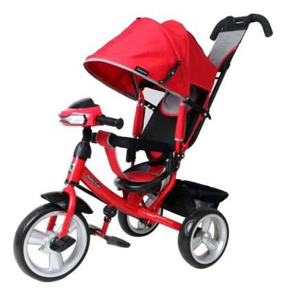Велосипед Moby Kids Comfort Eva Car 12x10 красный 641081