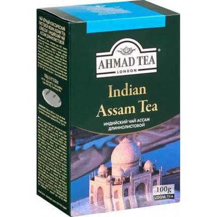 Чай черный Ahmad Tea индийский ассам длиннолистовой 100 г