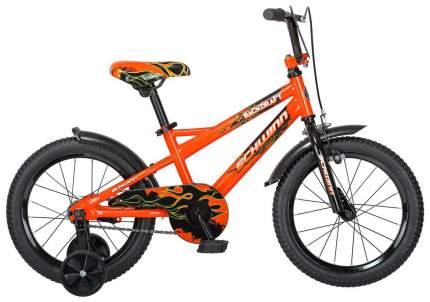 Велосипед Schwinn 2018 onesize Backdraft 16 оранжевый 56833