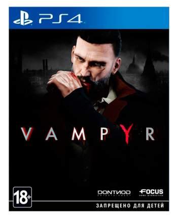 Игра Focus Home Interactive Vampyr для PlayStation 4