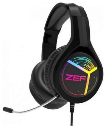 Игровые наушники Qcyber ZEF Black