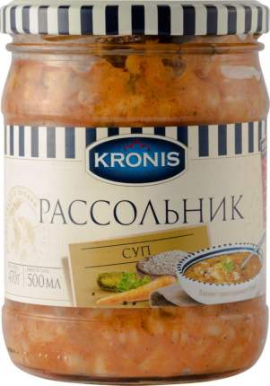 Суп Kronis рассольник 470 г