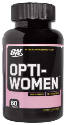 Витаминно-минеральный комплекс Optimum Nutrition Opti-Women 60 капс.