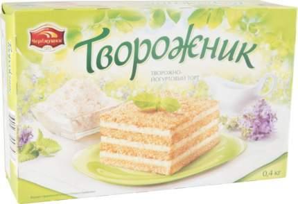 Торт творожно-йогуртовый Черемушки творожник 400 г