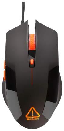 Игровая мышь CANYON CND-SGM2 Black