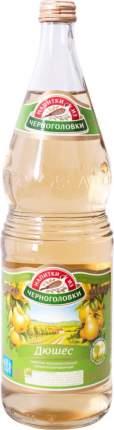 Лимонад дюшес Напитки из Черноголовки сильногазированный стекло 1 л