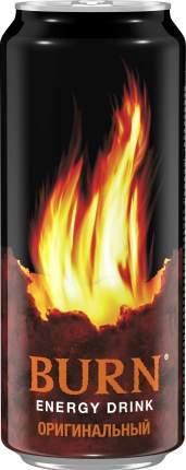Напиток энергетический Burn original жестяная банка 0.5 л
