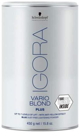 Осветлитель для волос Schwarzkopf Igora Vario Blond Plus 450 мл