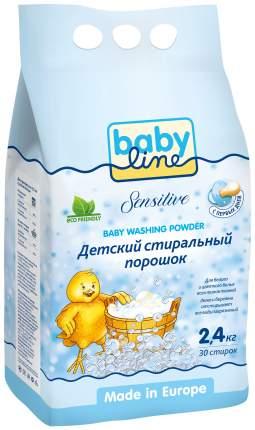 Стиральный порошок для детского белья Babyline Sensitive 2,4 кг