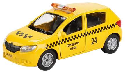 Городской транспорт Технопарк Такси Renault Sandero SB-17-61-RS(T)-WB