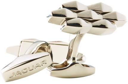 Запонки Jaguar Lozenge JJCLREP Rhodium Silver