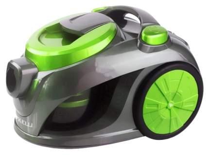 Пылесос KELLI  KL-8008 Green/Grey