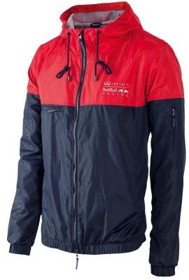 Мужская ветровка Infiniti Red Bull M-112221 Contrast Nylon Jacket