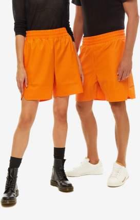 Шорты мужские Rains оранжевые
